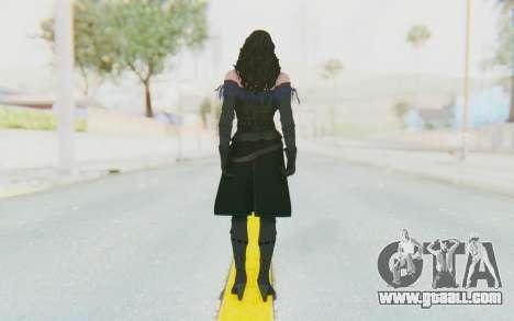 Yennefer Van Vengerberg for GTA San Andreas third screenshot