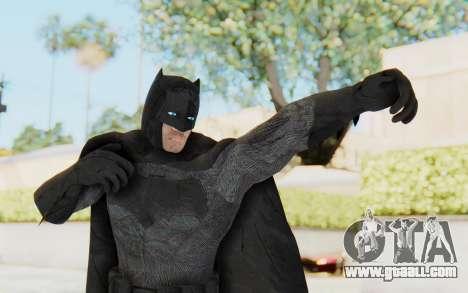 Batman from Batman Vs Superman for GTA San Andreas