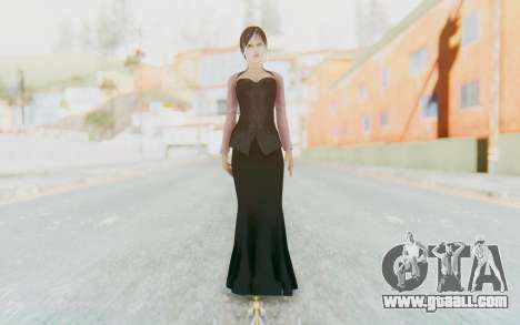 Linda Meilinda Kebaya Dark for GTA San Andreas second screenshot