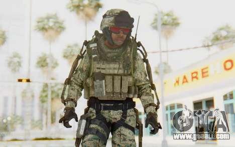 CoD AW US Marine Assault v3 Head C for GTA San Andreas