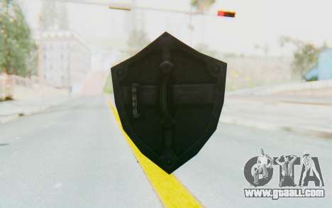 Hylian Shield from Legend of Zelda for GTA San Andreas second screenshot