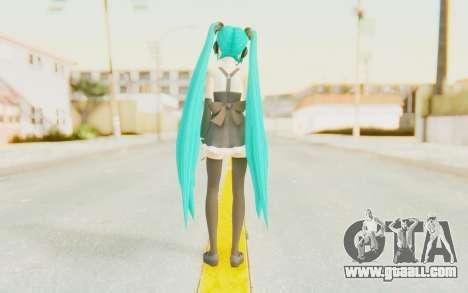 MMD Hatsune Miku for GTA San Andreas third screenshot