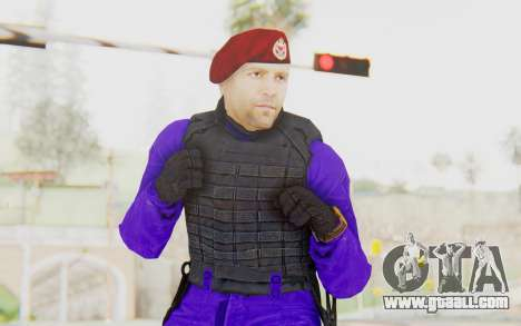 Bahrain Officer for GTA San Andreas