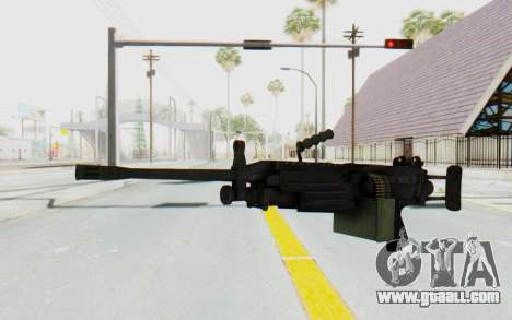 FN Minimi M249 Para for GTA San Andreas second screenshot