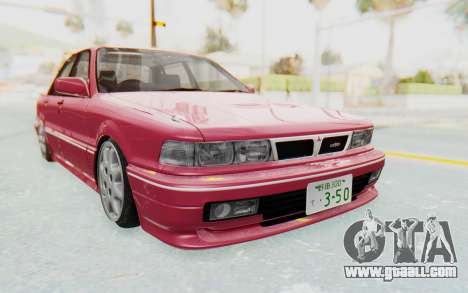 Mitsubishi Galant VR4 1992 for GTA San Andreas