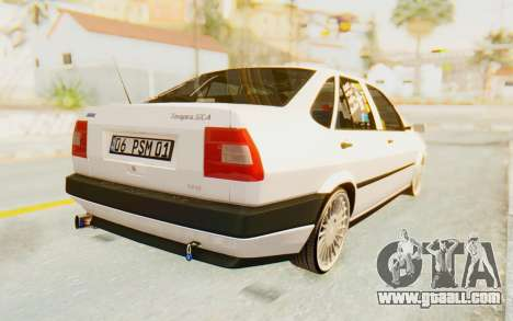 Fiat Tempra Special TR for GTA San Andreas left view