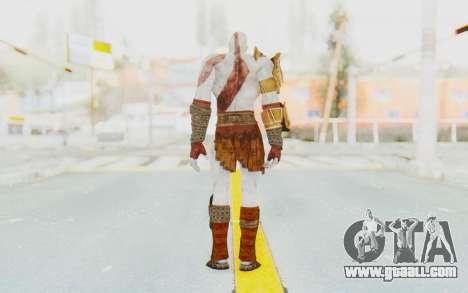 Kratos v1 for GTA San Andreas third screenshot