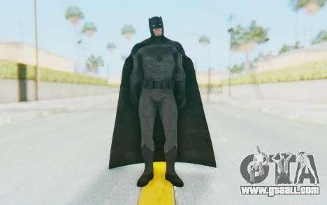 Batman from Batman Vs Superman for GTA San Andreas second screenshot