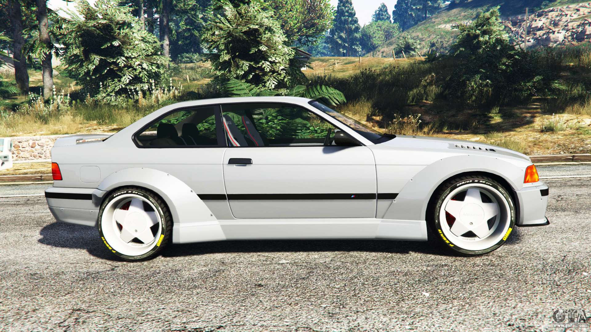 bmw m3 e36 street custom for gta 5. Black Bedroom Furniture Sets. Home Design Ideas