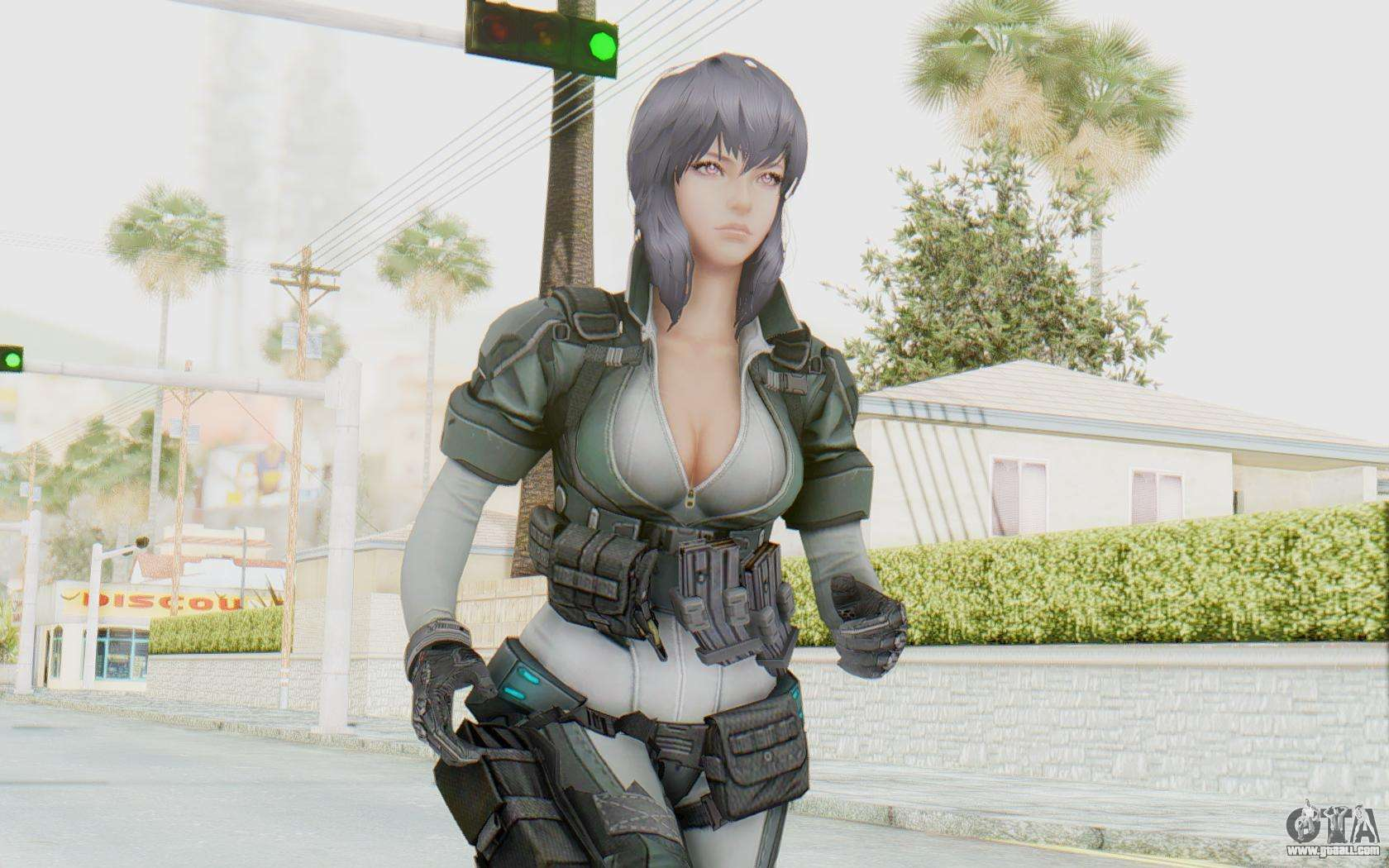 Ghost In The Shell Fir...