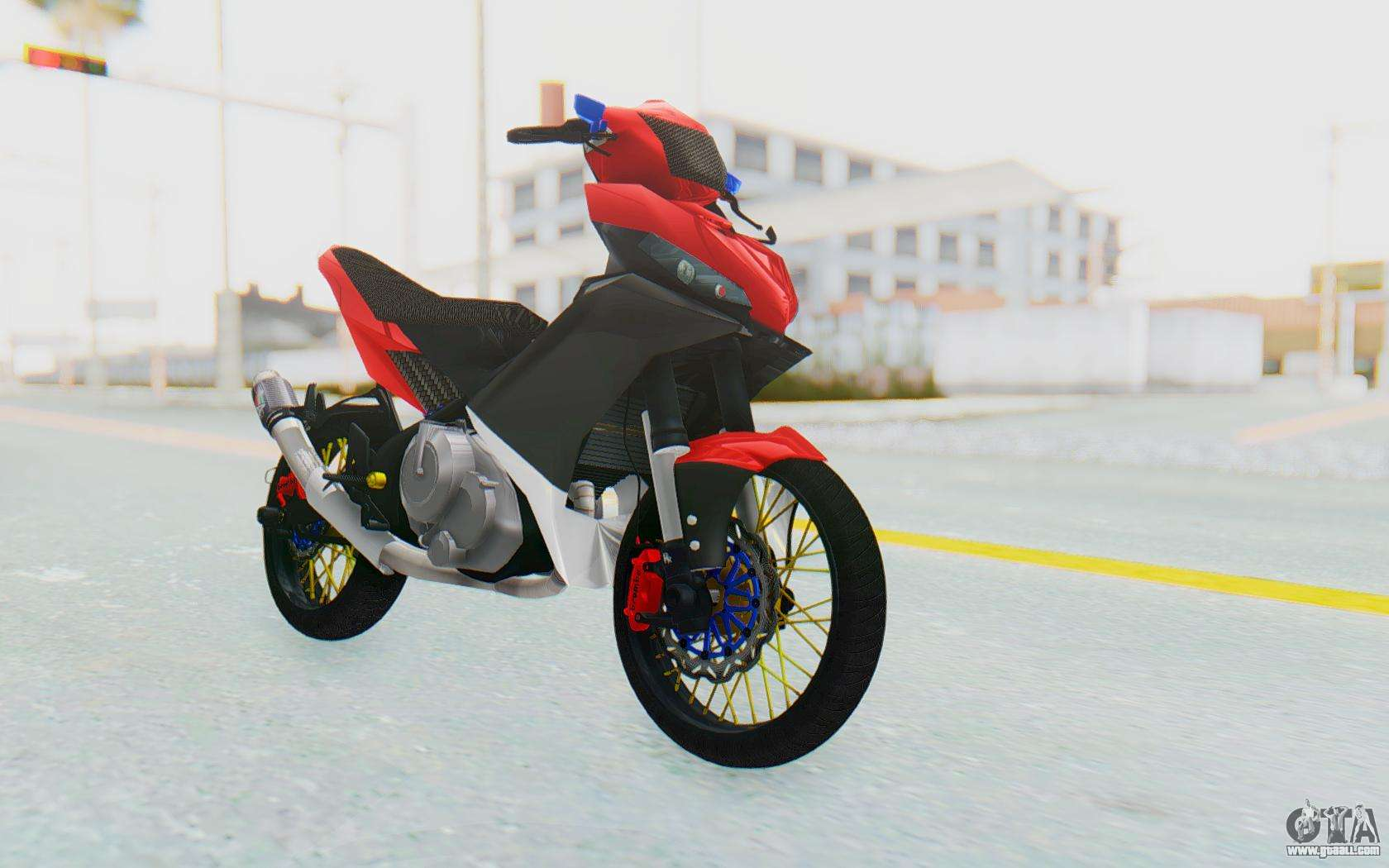 Yamaha Jupiter Z Burhan For Gta San Andreas