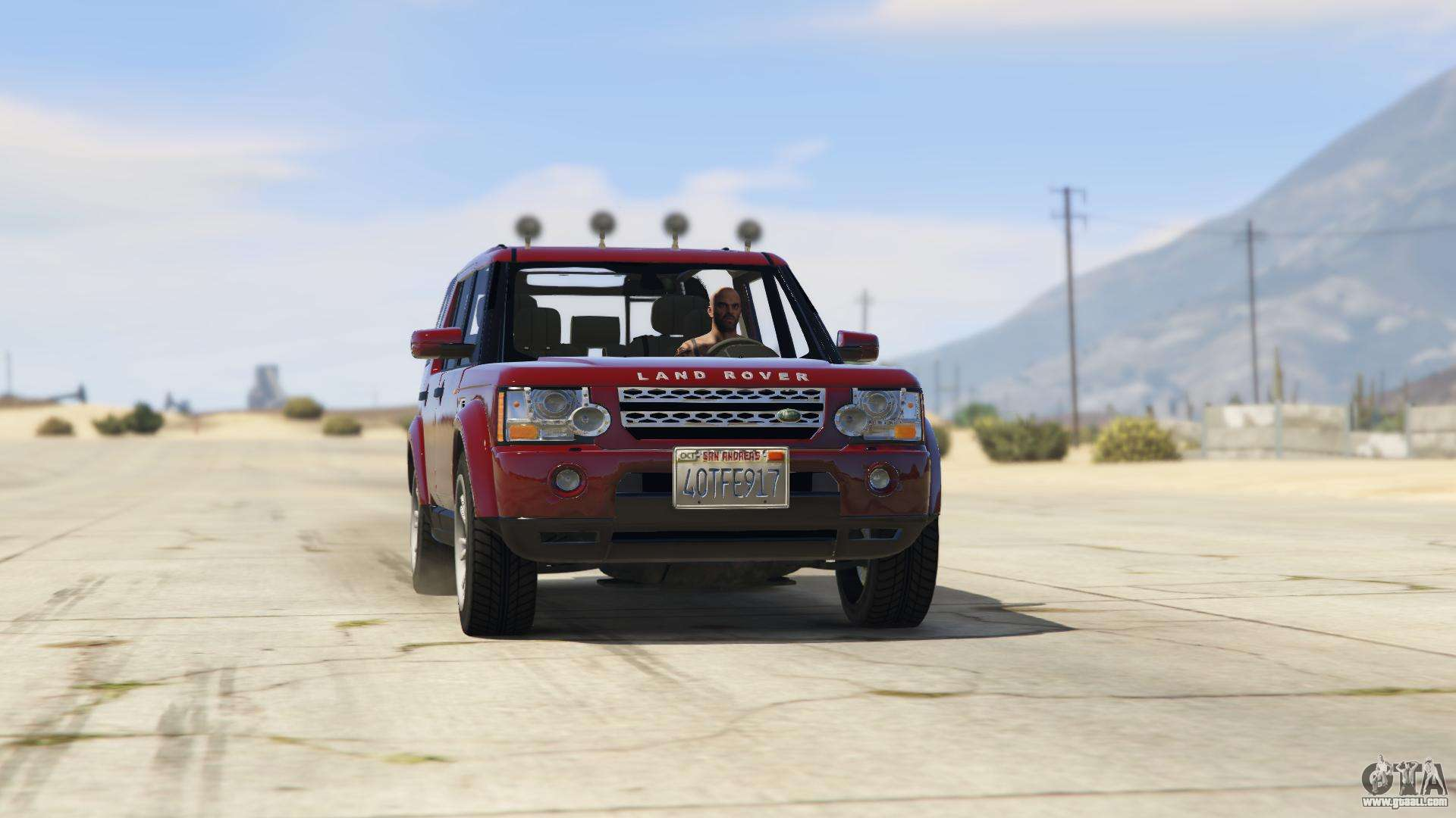 Albany Land Rover >> Land Rover Discovery 4 for GTA 5