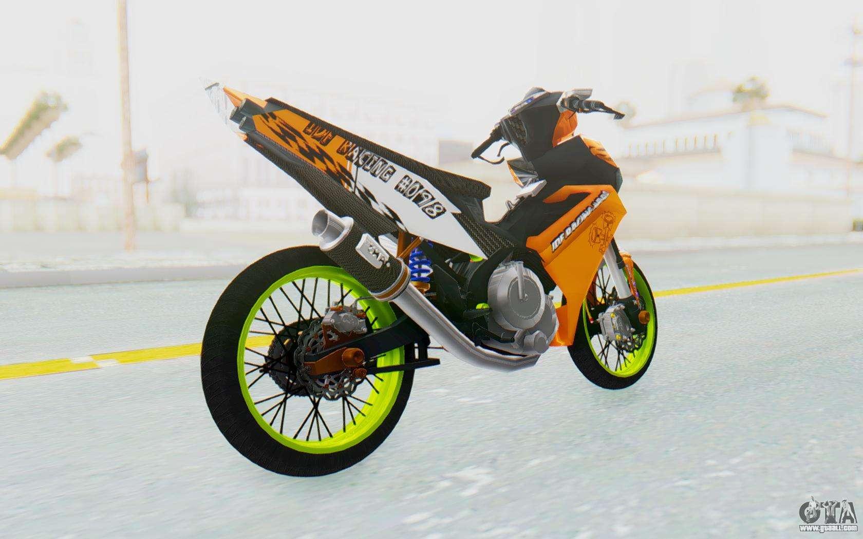 Mx Yamaha