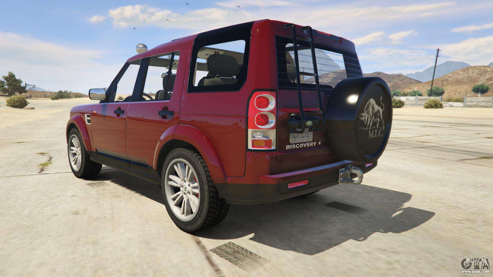 land rover discovery 4 for gta 5. Black Bedroom Furniture Sets. Home Design Ideas