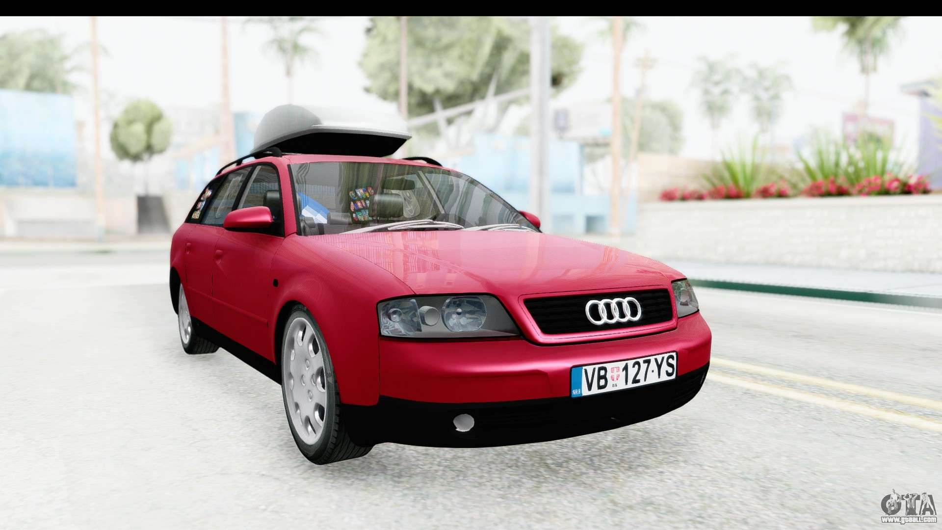 audi a6 c5 avant sommerzeit for gta san andreas. Black Bedroom Furniture Sets. Home Design Ideas