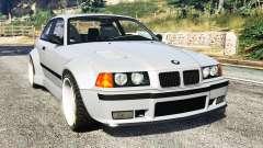 BMW M3 (E36) Street Custom