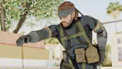 MGSV Phantom Pain Big Boss SV Sneaking Suit v1 for GTA San Andreas