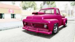 GTA 5 Vapid Slamvan Custom IVF