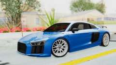 Audi R8 V10 Plus 2017 for GTA San Andreas