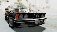 BMW M635 CSi (E24) 1984 HQLM PJ3