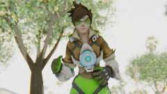 Overwatch - Tracer v3 for GTA San Andreas