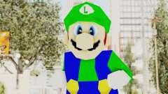 Luigi for GTA San Andreas