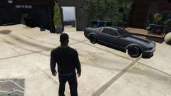 Change personal transport characters for GTA 5