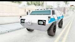 Hermelin TM170 Polizei