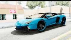 Lamborghini Aventador LP700-4 Novitec Torado for GTA San Andreas