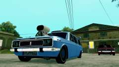 IKCO Paykan StiTion Sport for GTA San Andreas