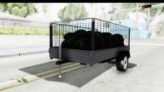 Volkswagen T4 Trailer for GTA San Andreas