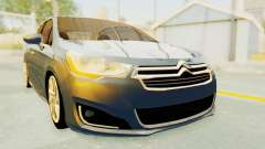 Citroen C4 Lounge for GTA San Andreas