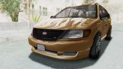GTA 5 Vapid Minivan