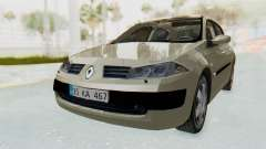 Renault Megane 2 for GTA San Andreas