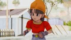 Dragon Ball Xenoverse Pan SJ