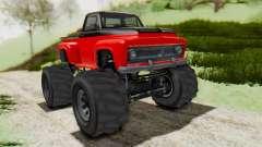 GTA 5 Vapid Slamvan XL v2.1