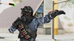 Federation Elite Shotgun Urban-Navy