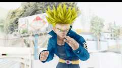 Dragon Ball Xenoverse Future Trunks SSJ1