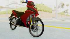 Yamaha Jupiter MX 135 Lock Style for GTA San Andreas