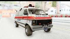 MGSV Phantom Pain Ambulance