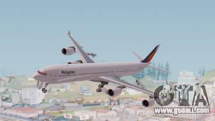 Airbus A340-600 Philippine Airlines for GTA San Andreas