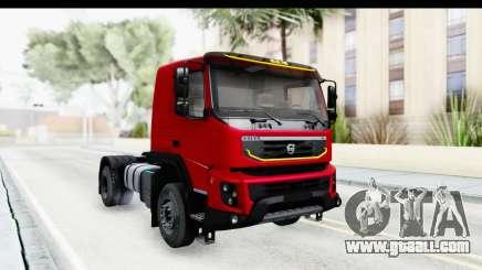 Volvo FMX Euro 5 v2.0 for GTA San Andreas