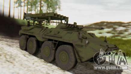 MGSV Phantom Pain ZHUK APC Tank for GTA San Andreas