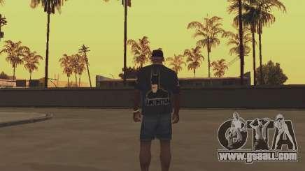 T-shirt I am the BATMAN for GTA San Andreas