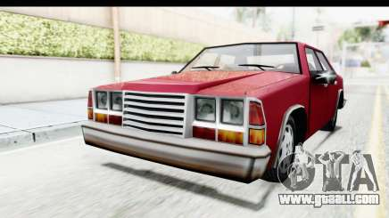 Ford Fairmont from Bully for GTA San Andreas
