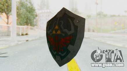 Hylian Shield HD from The Legend of Zelda for GTA San Andreas