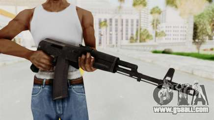 AK-74M v2 for GTA San Andreas