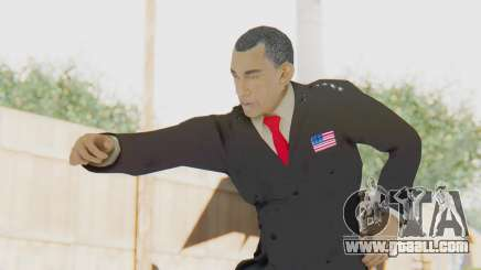 Barack Obama Skin for GTA San Andreas