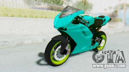 Ducati 1098R Streetrace for GTA San Andreas