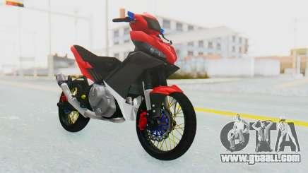 Yamaha Jupiter MX 135 Semi Roadrace for GTA San Andreas